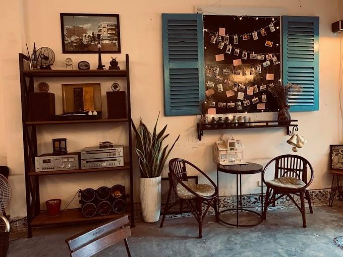 Quán cafe Nhà An (bán một chút kỉ niệm)