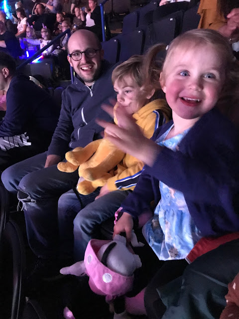 Connie at Disney on Ice - 100 Years of Magic 2019