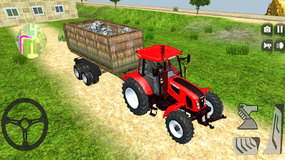 Hill Cargo Farming Tractor Driving Game - APK Download | Tractor Trolley Game | Tractor Wala Game