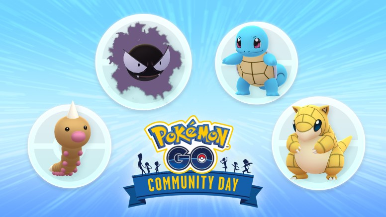 Dia Comunitário Pokémon GO Junho e Julho