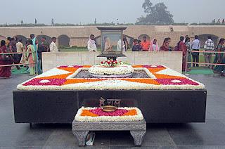 Foto Sylvia Leite - Matéria Raj Ghat - BLOG LUGARES DE MEMORIA