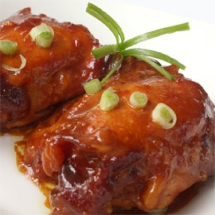 Slow-Cooker Orange Chicken