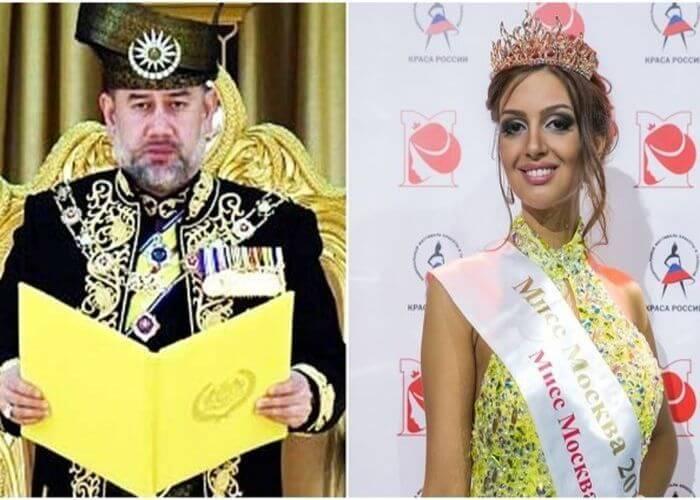 Perceraian Sultan Muhammad V