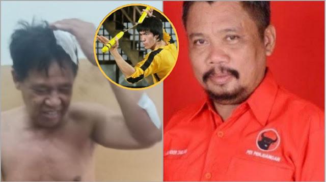 Hantam 2 Anggota DPRD Pakai Double Stick Saat Rapat, Ketua PDIP Takalar Jadi Tersangka