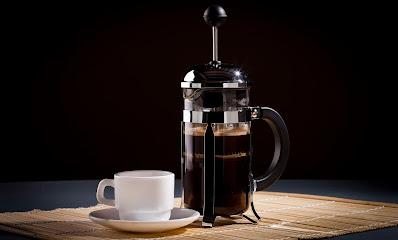French Press ile Filtre Kahve (Çekilmiş Kahve) Hazırlamak