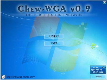 Chew wga remover for windows 7.