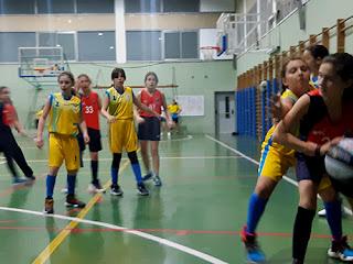 Baloncesto Villa Aranjuez