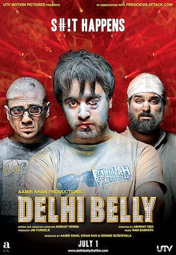 Delhi Belly 2011 Hindi 720p 800MB HDRip