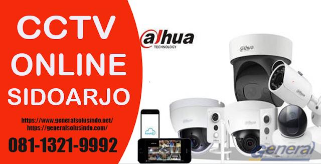 Dahua CCTV Online Sidoarjo