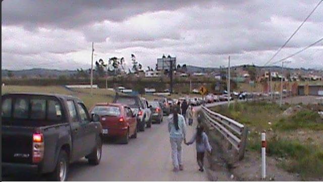automoviles viajes a Colomibia