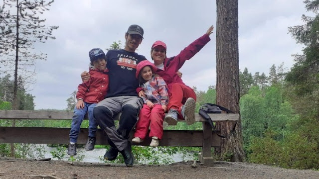 Γιώργος Φραντζόγλου: Ο Ναυπλιώτης που ζει με την οικογένειά του στον Αρκτικό κύκλο
