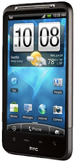 Cara Reset HTC Inspire 4G Lupa pola & Password