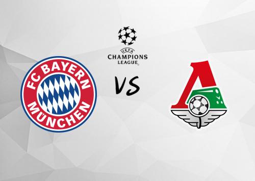 Bayern München vs Lokomotiv Moscú  Resumen y Partido Completo