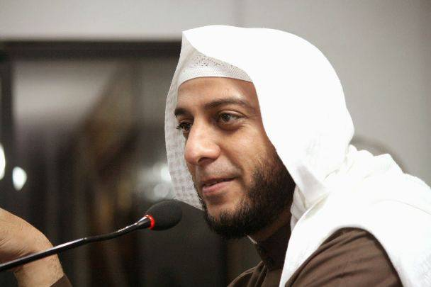 Ini Kisah Hidup Syeikh Ali Jaber Yang Sejak 11 Tahun Sudah Menjadi Hafidz 30 Juz Al Qur'an