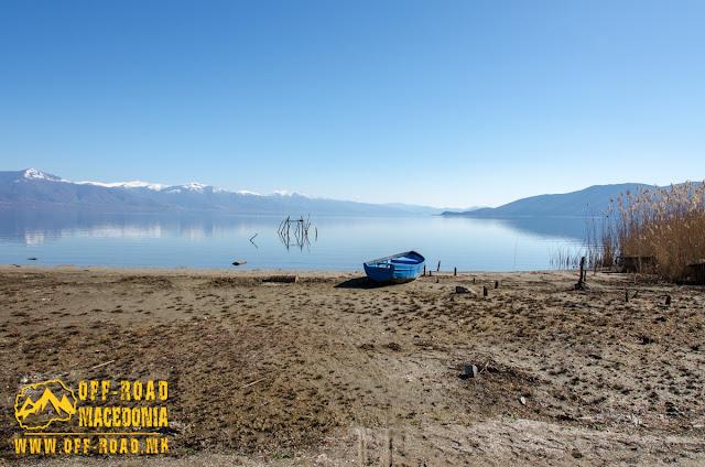 Oteshevo Beach, Prespa Lake, Macedonia
