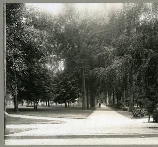 Standish Park in Galesburg 1903