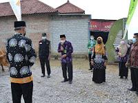 Kementerian Agama Kabupaten Ponorogo adakan program  kampung zakat terpadu di desa Pohijo kecamatan Sampung