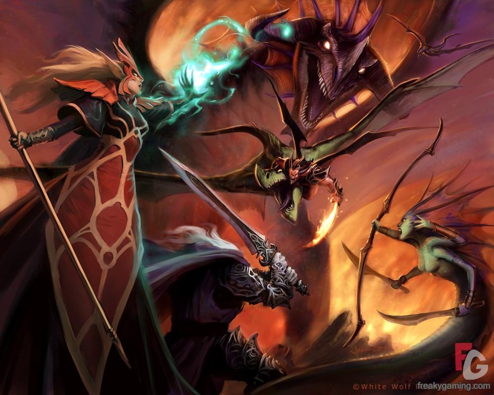 "Reyga's blog: Warcraft ""DotA Allstars"""