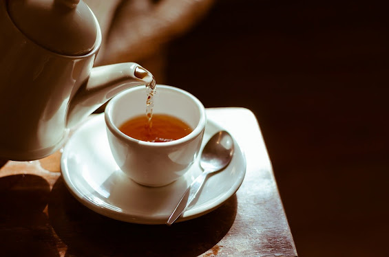 Tea benefit Hrebal Arcade