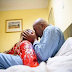 Couple take their pre-wedding shoot to another level, shares romantic bedroom photos