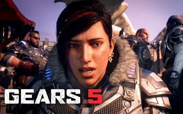 تحميل لعبة  Gears 5 مجانا للكمبيوتر