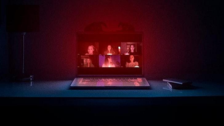 Рецензия на фильм «Астрал. Онлайн» (Host) - плохой клон «Паранормального явления»