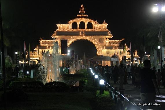 dasara exhibition ground mysore