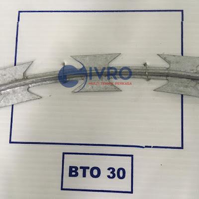 Pabrik Kawat Silet BTO 30 Jakarta Timur