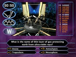 free download of who wants to be a millionaire game
