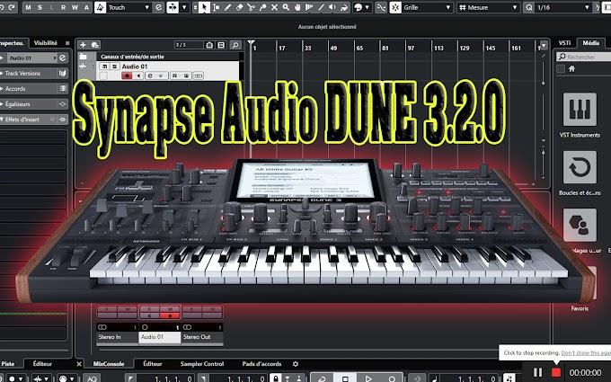 Synapse Audio DUNE 3.2.0 - MAC