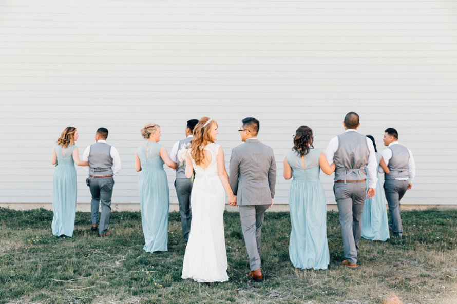 Bright and Airy Seabrook Wedding by Something Minted Photography