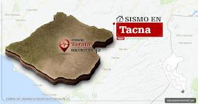 Temblor en Tacna de 4.2 Grados (Hoy Domingo 17 Septiembre 2017) Sismo EPICENTRO Tarata - IGP - www.igp.gob.pe