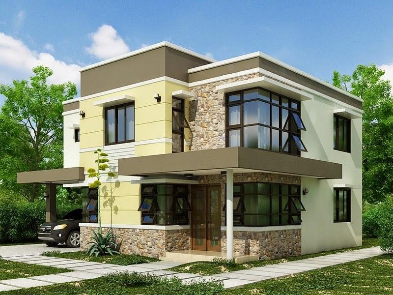 Desain Interior Dan Eksterior Rumah Minimalis Model Sekarang
