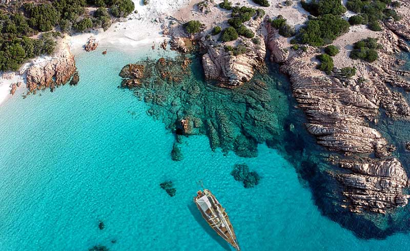 Secret Islands in Italy That Have All of the Beauty and None of the Tourists