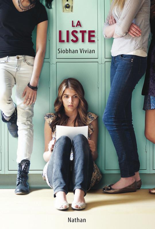 La liste de Siobhan Vivian : dur retour dans le monde des ados