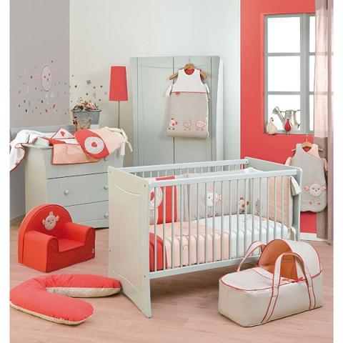 Chambre bébé moins cher