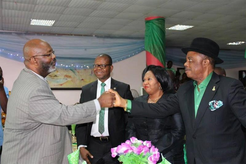 Governor Obiano's handshake at World Environment Day has got people talking