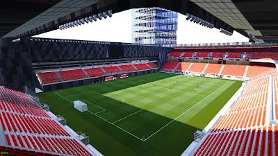 PES 2020 Stadium Air Albania