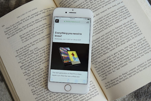 Webpages More Readable on an iPhone