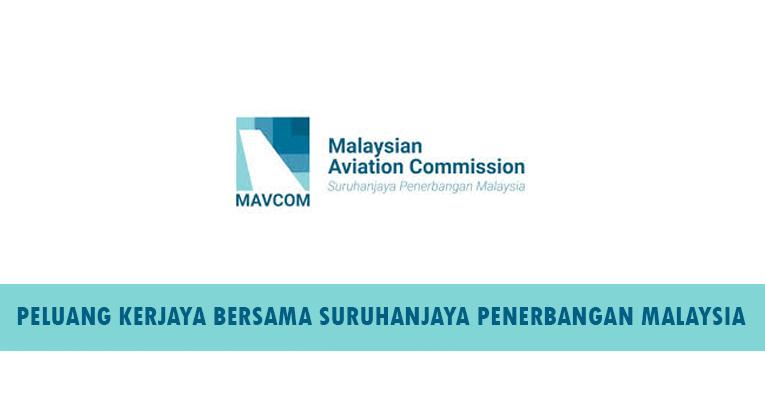 Kekosongan Terkini di Suruhanjaya Penerbangan Malaysia