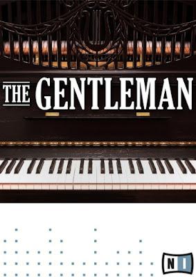 Cover Kontakt Library Native Instruments - The Gentleman