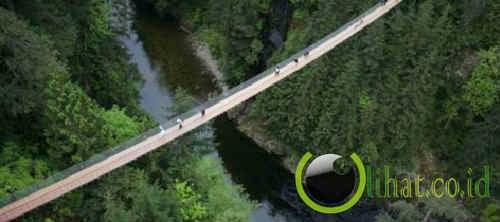 Capilano Suspension Bridge, Kanada