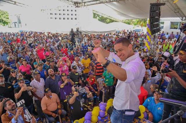 Precandidato alcalde del PLD Lenin de la Rosa dice convertirá a San Juan de la Maguana en destino ecoturístico
