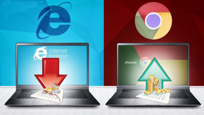 تحميل متصفح جوجل كروم للكمبيوتر من ميديا فاير