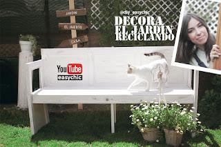 http://easychicmanualidades.blogspot.com/2016/05/ideas-para-decorar-el-jardin-reciclando.html