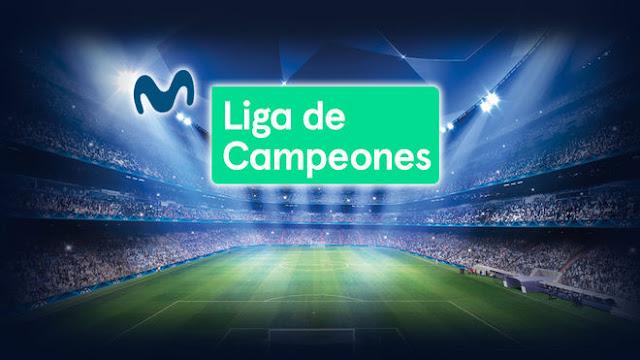 Movistar Liga de Campeones el nuevo canal de Movistar
