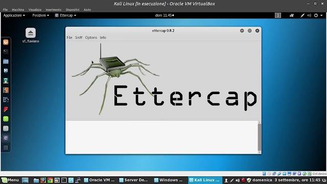 Cara DDOS Laptop atau Komputer teman menggunakan Ettercap di Kali Linux