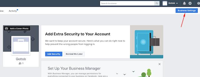 Cách thêm người khác vào tài khoản Business Manager