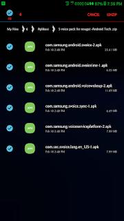 Download dan Install S Voice di Semua Samsung Android Nougat Tanpa Root