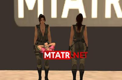 MTA SA Mai Shiranui Tactical Skin
